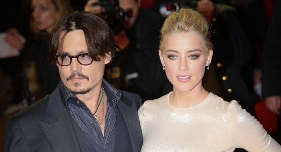 Amber Heard using Johnny Depp for her career?