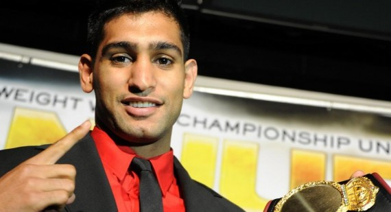 Amir Khan 2013 to be hit or miss?