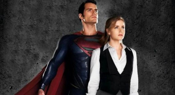 Amy Adams calls her Lois Lane a 'little chubby'