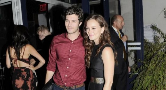 Are Leighton Meester and Adam Brody dating?