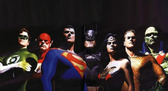 Batman: The Animated Series' Paul Dini gives his Justice League movie ideas