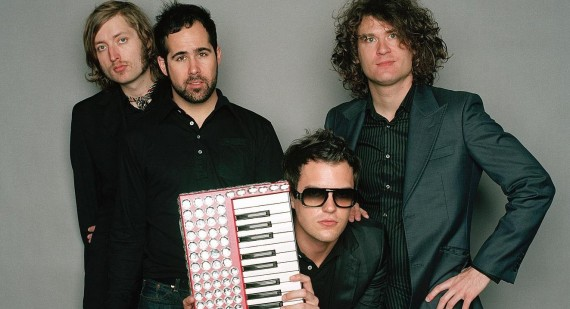 Brandon Flowers discusses The Killers annual Christmas song