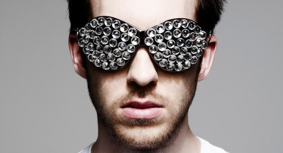 Calvin Harris delighted at making history