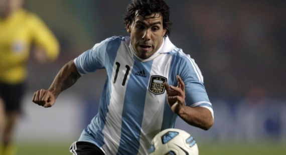 "Carlos Tevez played golf on matchday he missed for ""family reasons"""