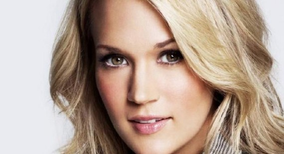 Carrie Underwood says she is not close to Taylor Swift