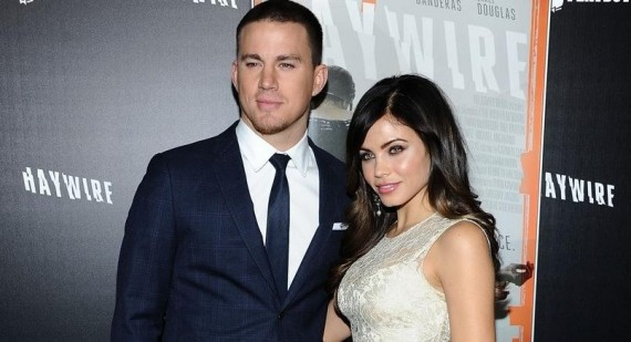 Channing Tatum had 'crying fits' watching wife Jenna Dewan give birth