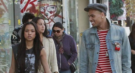 Chris Brown reunion with Karrueche Tran was not caused by Rihanna breakup