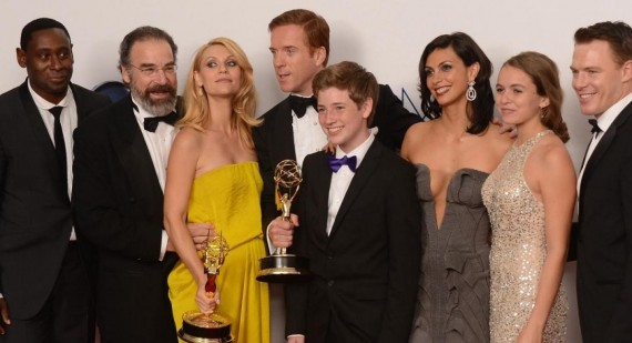 Claire Danes to repeat at the Emmys and Golden Globes for 'Homeland'