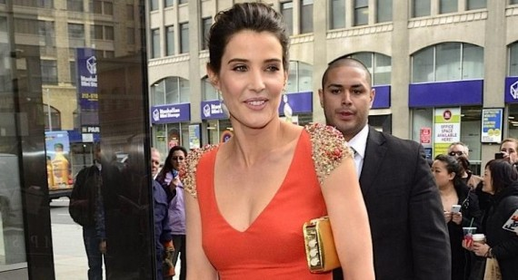 Cobie Smulders is open to Agents of S.H.I.E.L.D. return