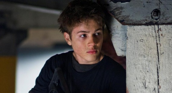 Connor Jessup says doing action scenes are not as easy as they look