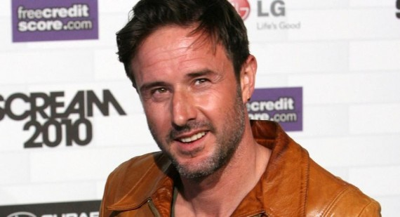 David Arquette turns to booze to cope with split from girlfriend
