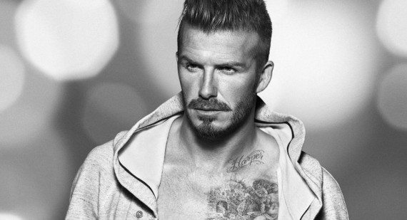 David Beckham reunites with the Manchester United class of '92