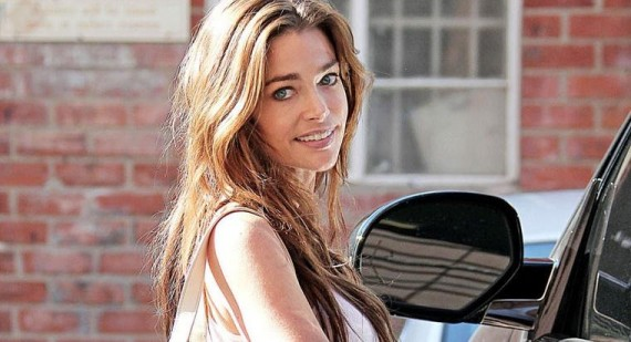 Denise Richards responds to eating disorder claims
