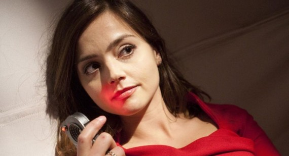 Doctor Who's Jenna-Louise Coleman says she has never been on a date