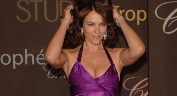 Elizabeth Hurley kicks off 2013 with diet and fitness in a bid to lose weight and get fit and healthy
