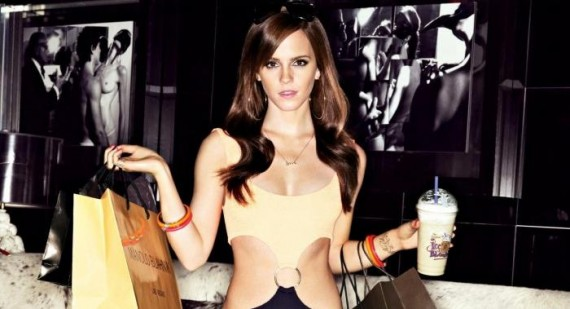 Emma Watson 'robbed' a house in preparation for 'The Bling Ring'