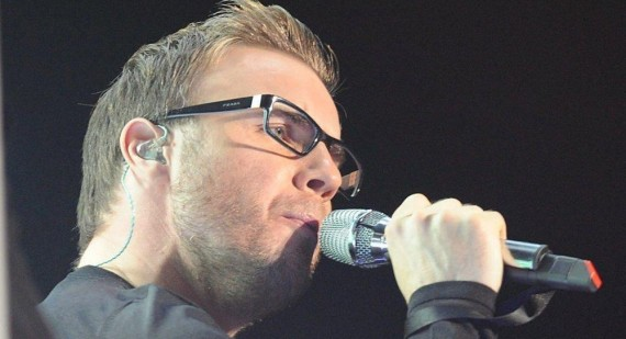 Gary Barlow wants Take That week on The X Factor