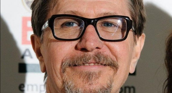 Gary Oldman talks Dawn of the Planet of the Apes