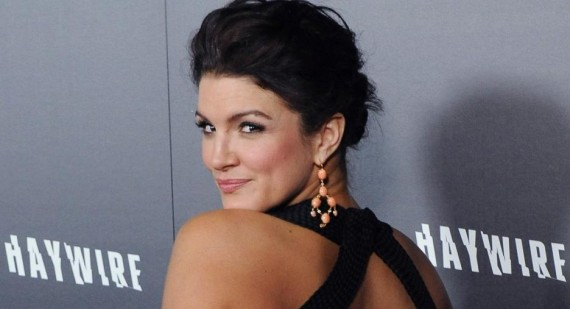 Gina Carano to play Wonder Woman in Justice League movie?