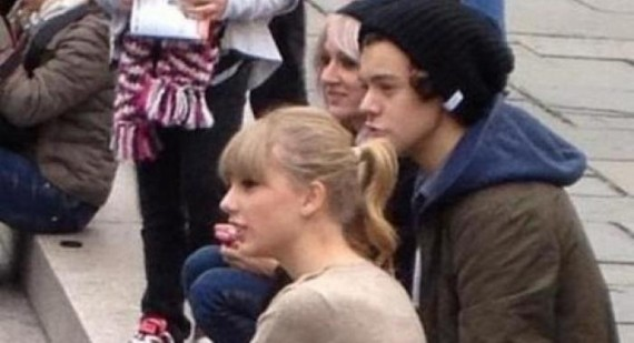 Harry Styles and Taylor Swift relationship worrying One Direction