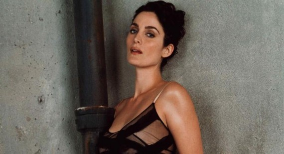 Heather Graham and Carrie-Anne Moss, Compulsion DVD out today