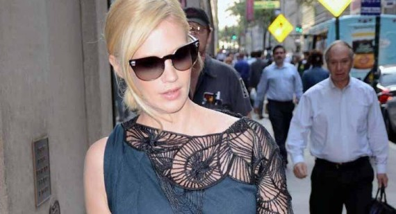 January Jones wants to date an actor
