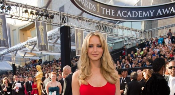 Jennifer Lawrence and Jessica Chastain respond to their Golden Globe nominations