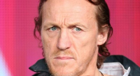 Jerome Flynn struggled with Ripper Street gore