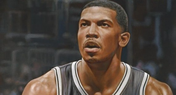 Joe Johnson could have been a member of the Chicago Bulls