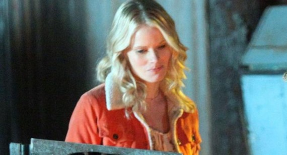 Joelle Carter discusses her Justified character