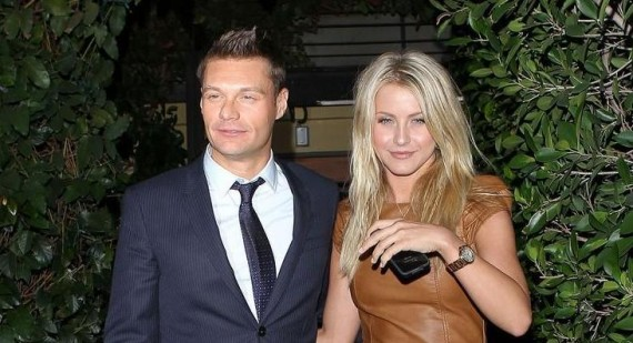 Julianne Hough opens up about her relationship with Ryan Seacrest