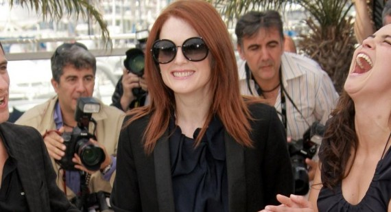Julianne Moore joins Robert Pattinson in Maps to the Stars