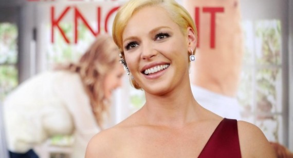 Katherine Heigl to star in A Moment to Remember