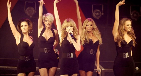 Kimberley Walsh opens up about Girls Aloud reunion