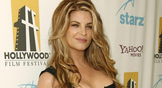 Kirstie Alley attacks Abercrombie and Fitch
