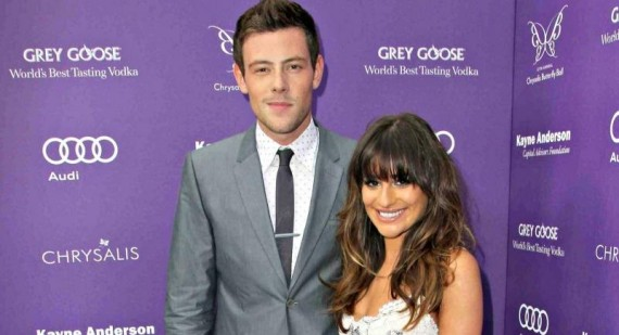 Lea Michele's last interview about Cory Monteith released