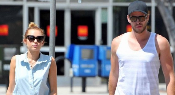 Liam Hemsworth embarrassed by Miley Cyrus' new image