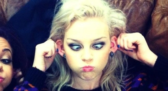 Little Mix's Perrie Edwards reveals her first kiss