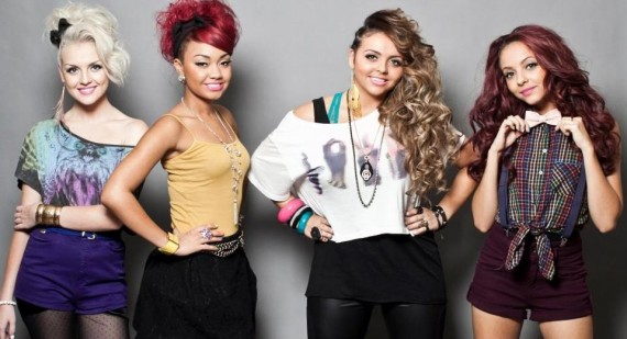 Little Mix want their own US reality television series