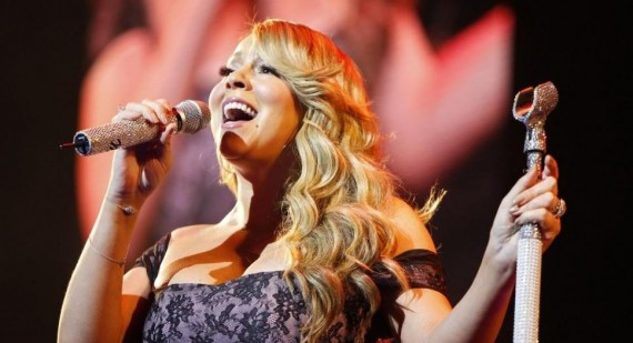 Mariah Carey opens up about her shoulder injury