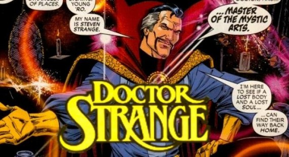Marvel's Doctor Strange movie was almost made by Roman Coppola