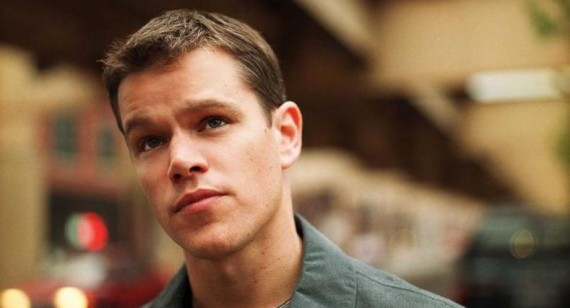 Matt Damon compares his wife to Jennifer Garner