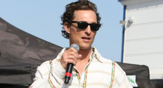 Matthew McConaughey reveals Magic Mike 2 plans