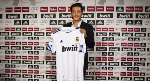 Mesut Ozil: I want to finish my career at Real Madrid