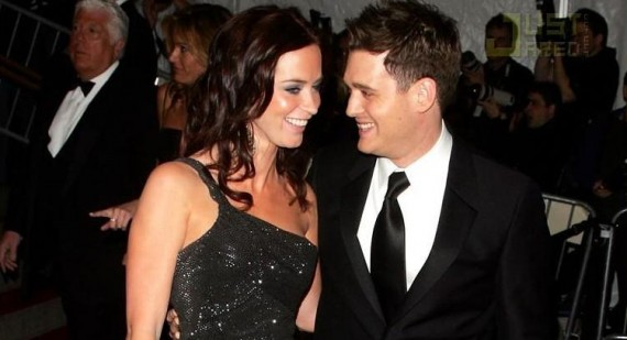 Michael Buble needed therapy following Emily Blunt split
