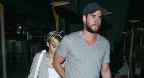 Miley Cyrus and Liam Hemsworth spotted on a date amid breakup rumors