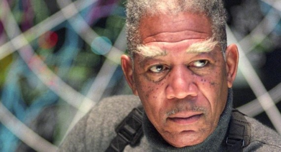 Morgan Freeman reveals which stars he hopes to work with