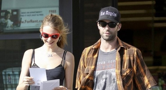 Nina Agdal shocked and surprised by Adam Levine proposal to Behati Prinsloo