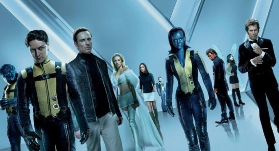 No Body Paint for Jennifer Lawrence in X-Men: Days of Future Past