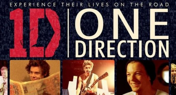 Official Poster for One Direction's 'This Is Us' Movie